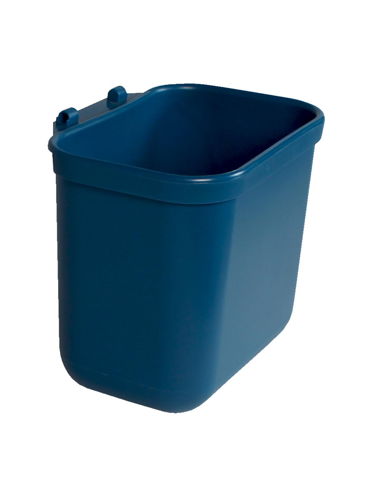 HANGING WASTE BASKET - Single - Body - Busch Blue