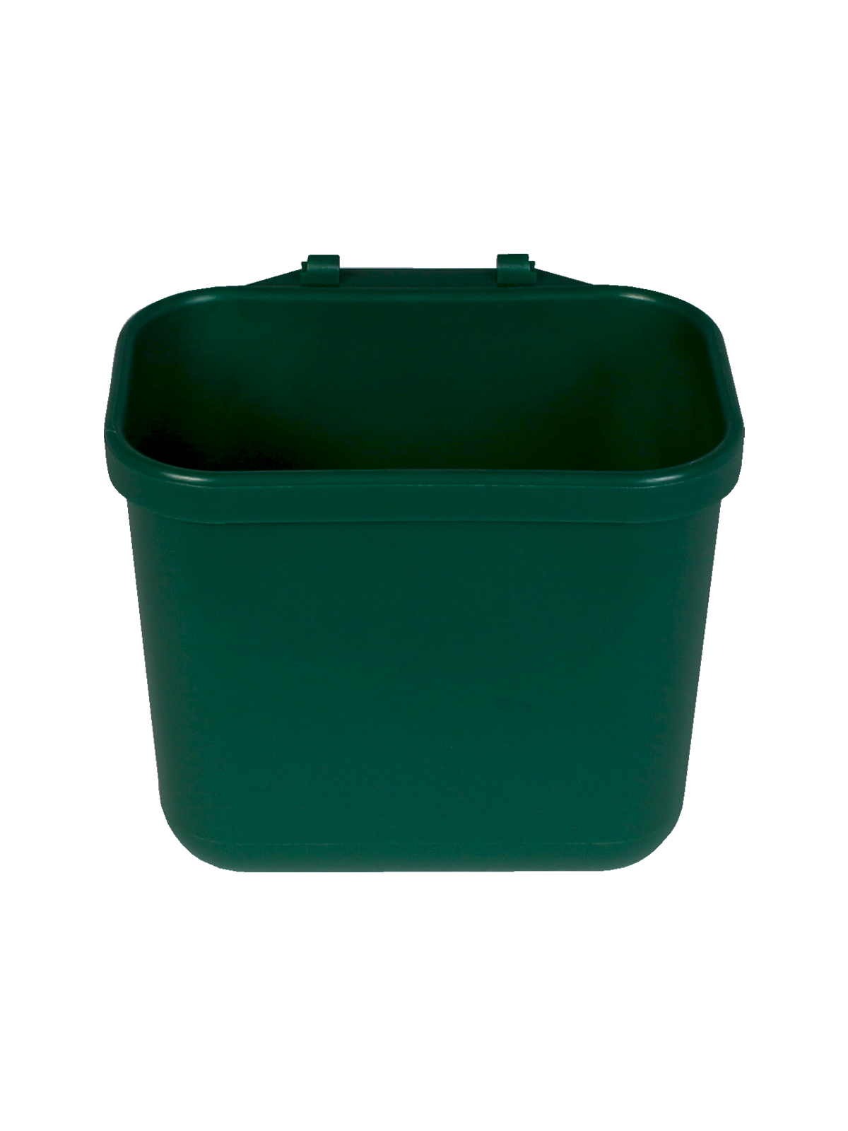 HANGING WASTE BASKET - Single - Body - Dark Green