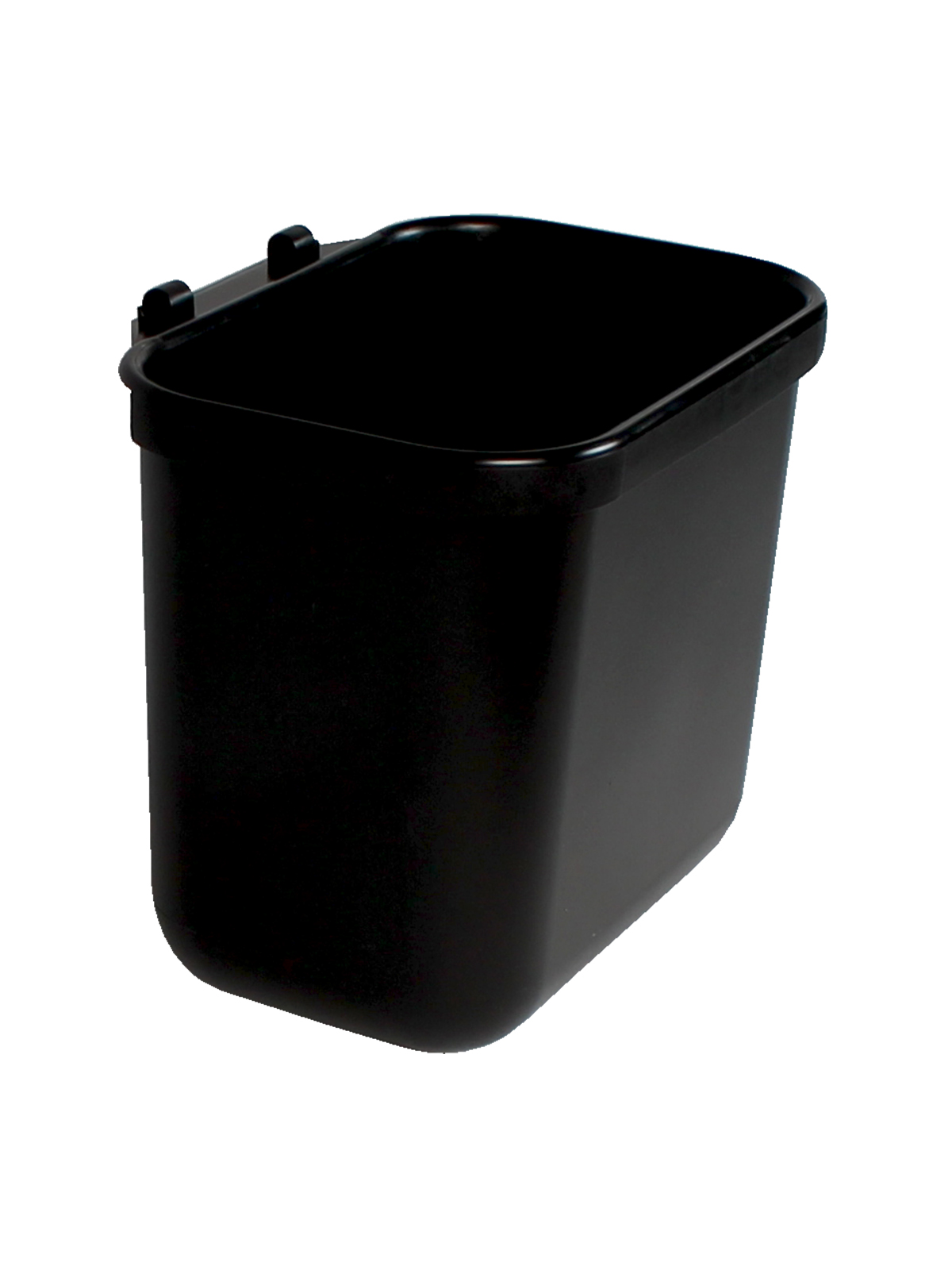 HANGING WASTE BASKET - Body - Black