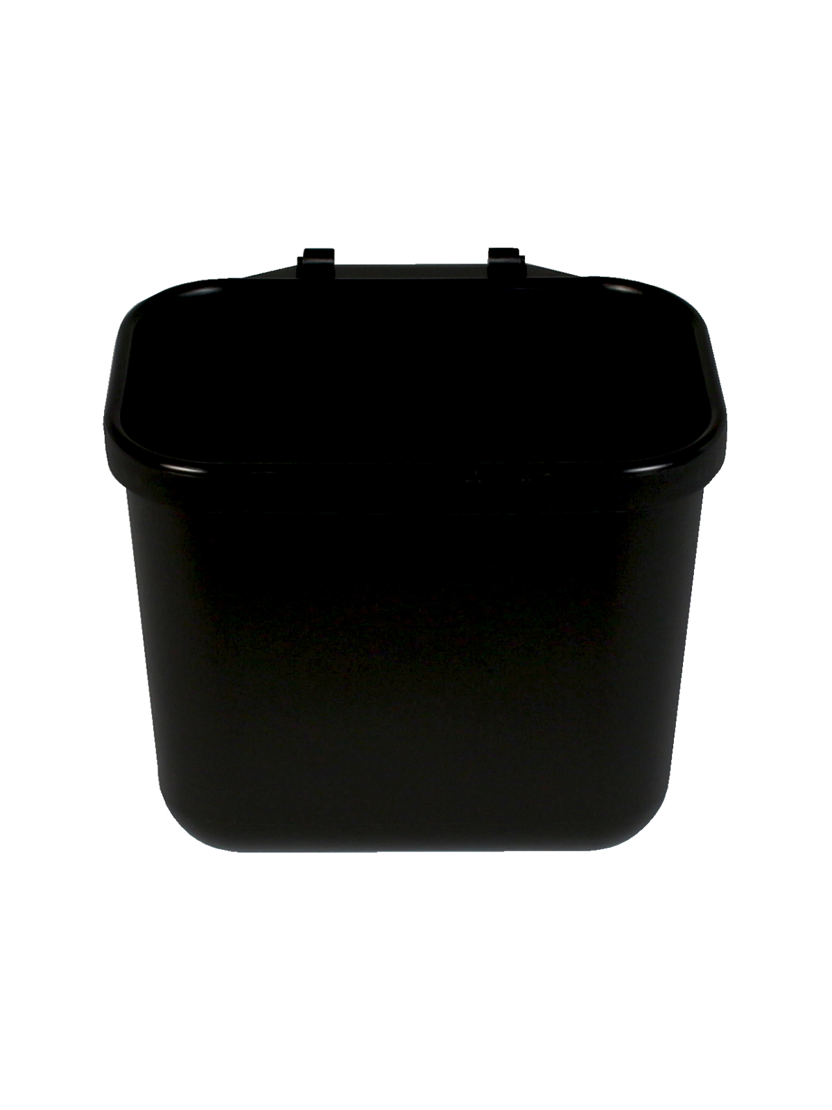 HANGING WASTE BASKET - Single - Body - Black