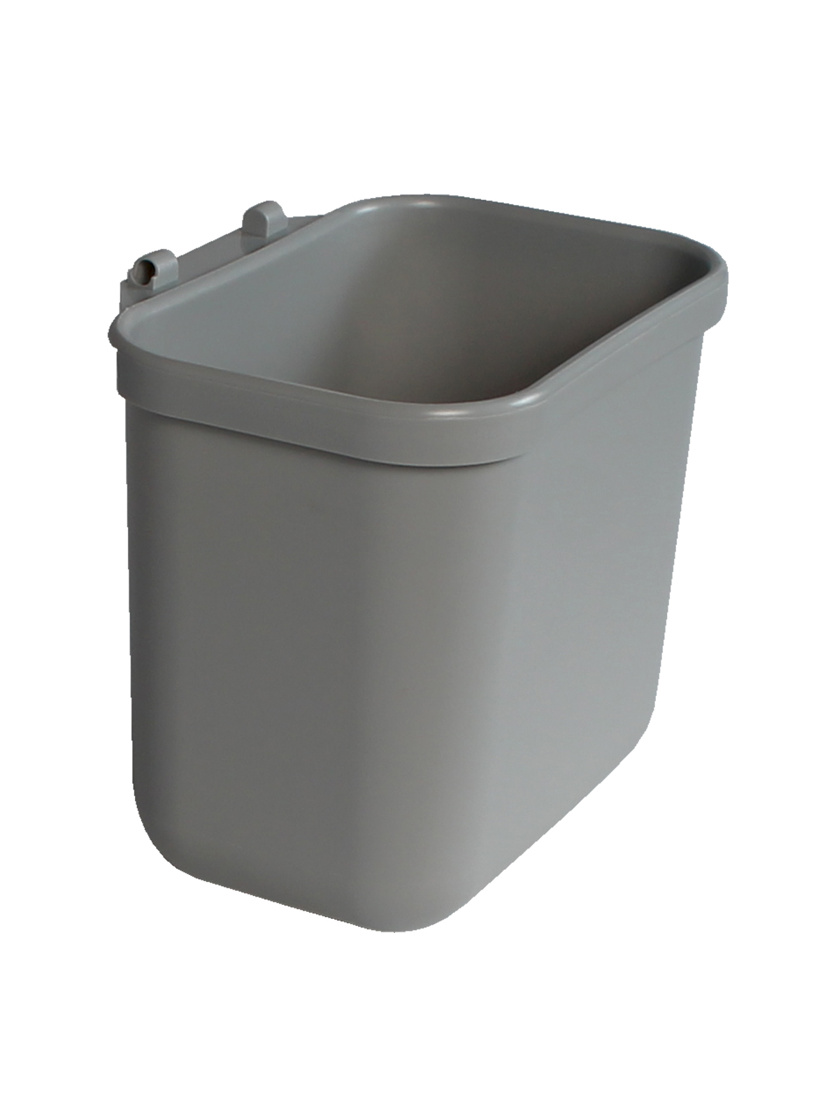 HANGING WASTE BASKET - Single - Body - Executive Grey