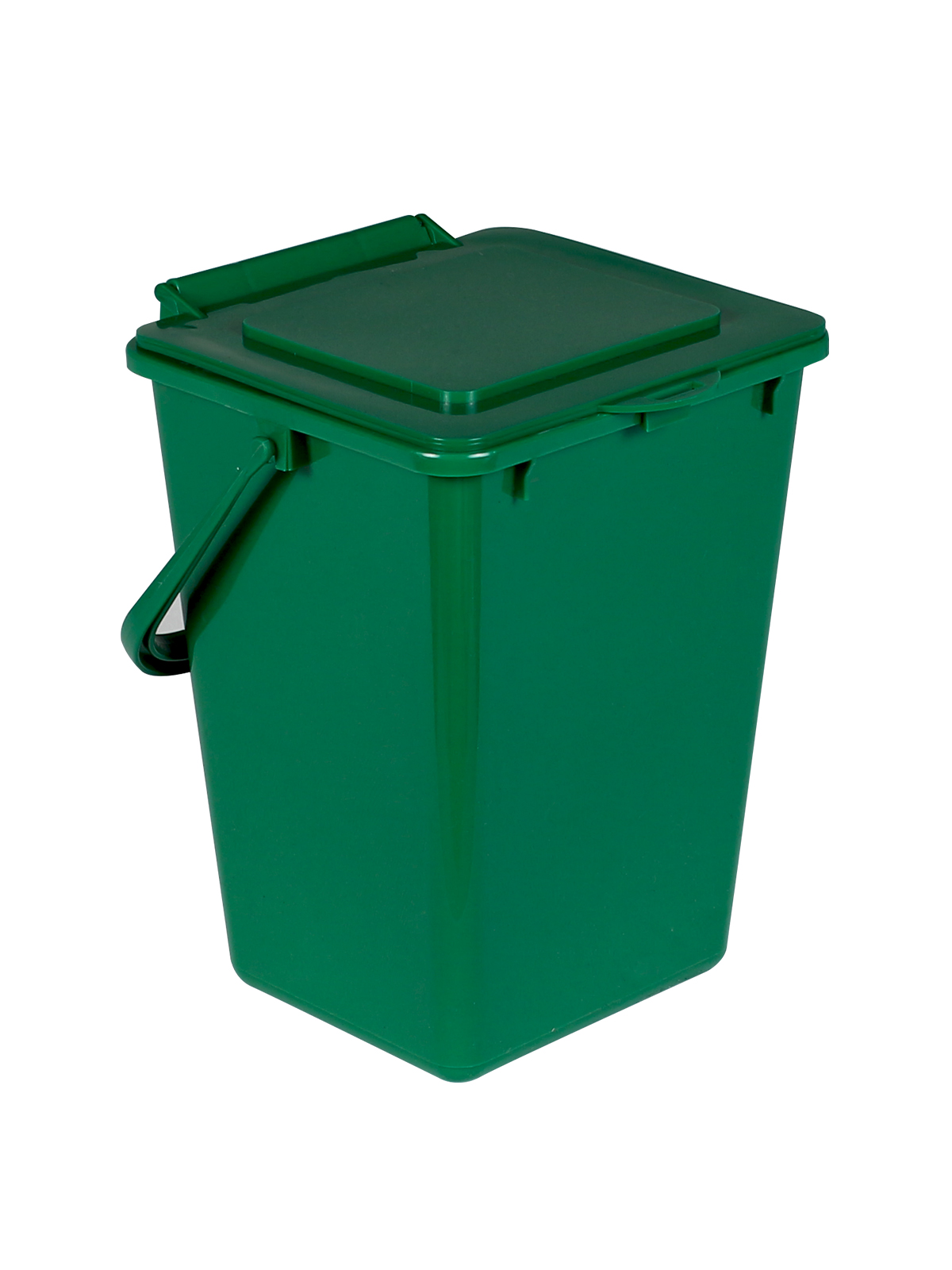KITCHEN COMPOSTER - 2 - Solid Lift - Green
