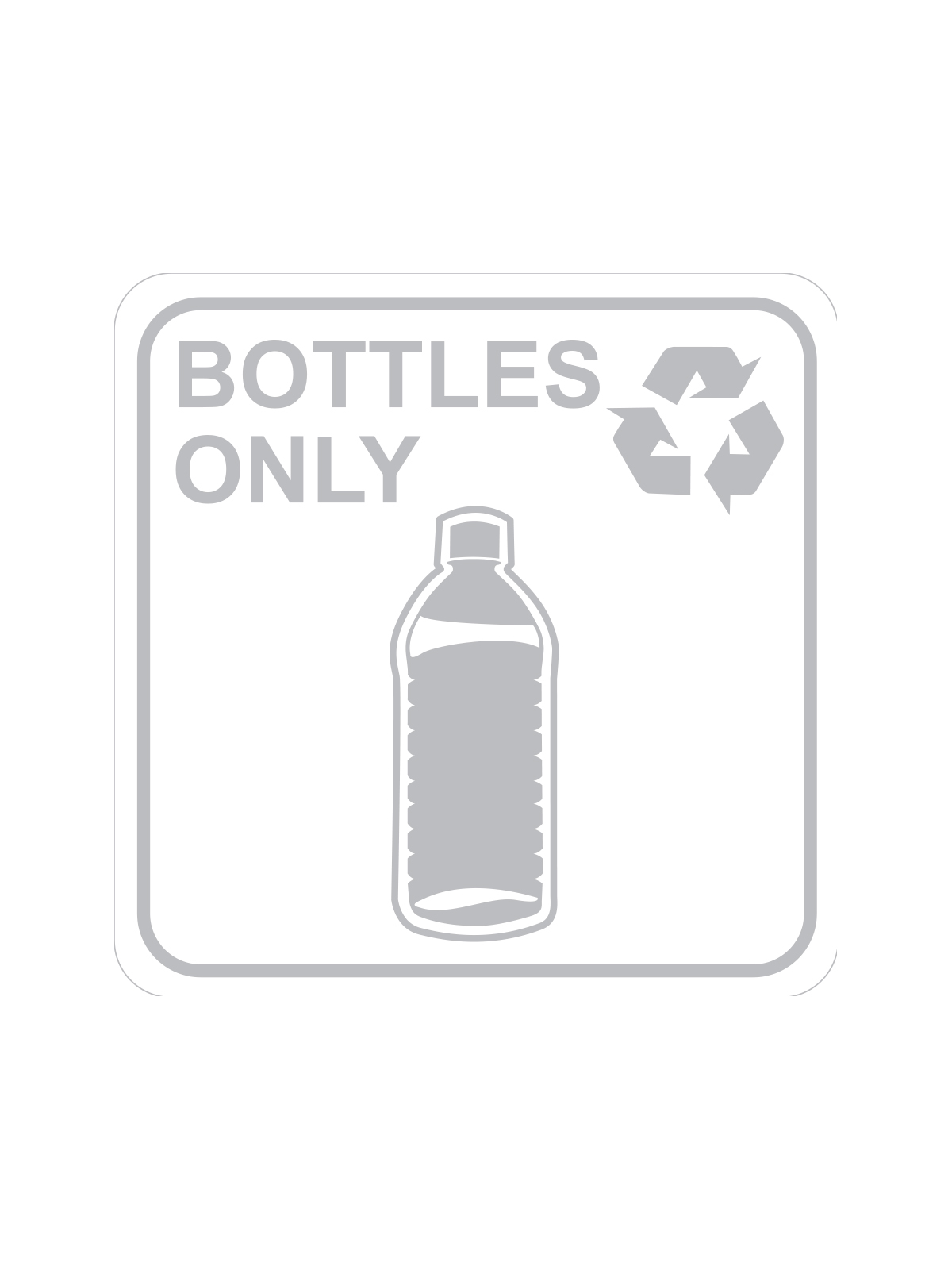 SQUARE LABEL BOTTLES ONLY