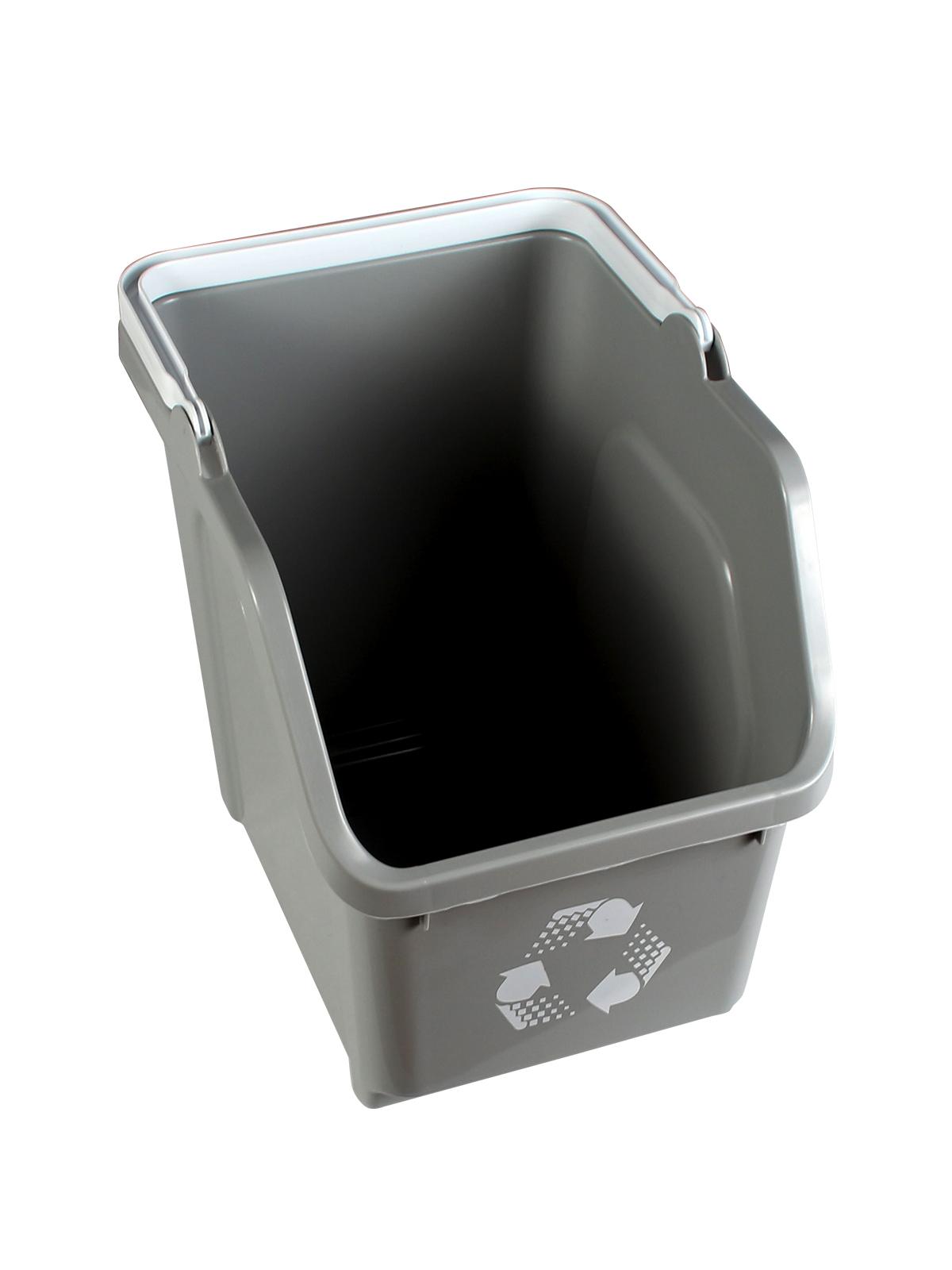 MULTI RECYCLER - Single - Body - Mobius Loop - Executive Grey