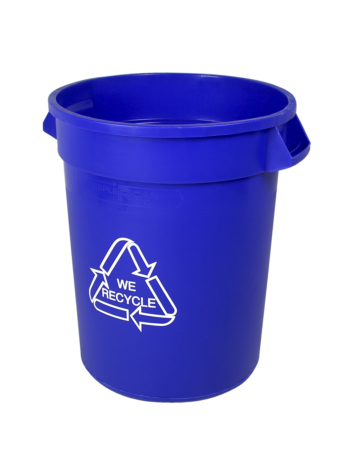 TRC - Body - We Recycle - Blue