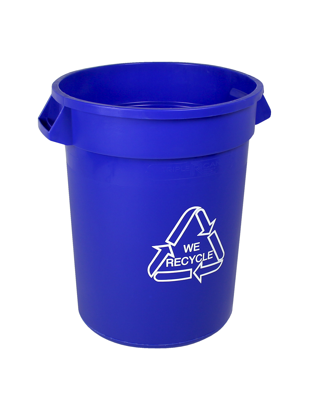 TRC - Body - We Recycle - Blue title=