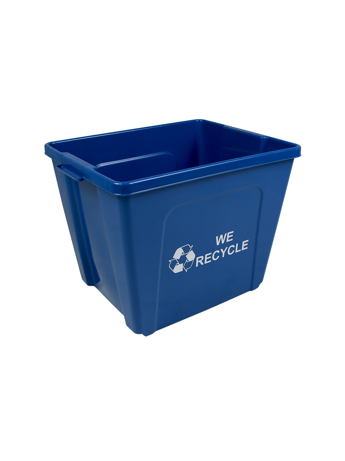 CURBSIDE - Body - 16 G - We Recycle - Busch Blue