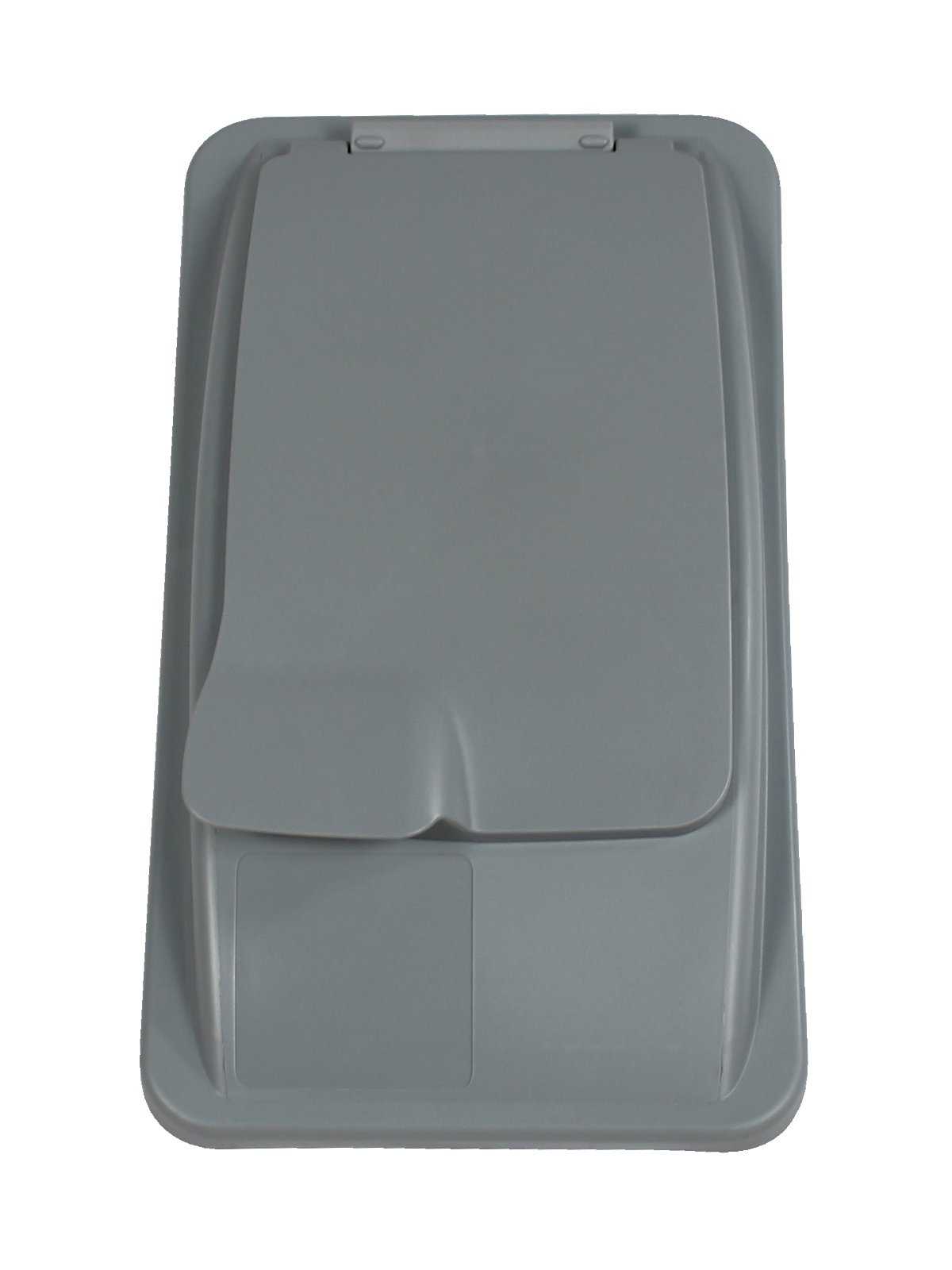 WASTE WATCHER - Lid - Solid Lift - Executive Grey