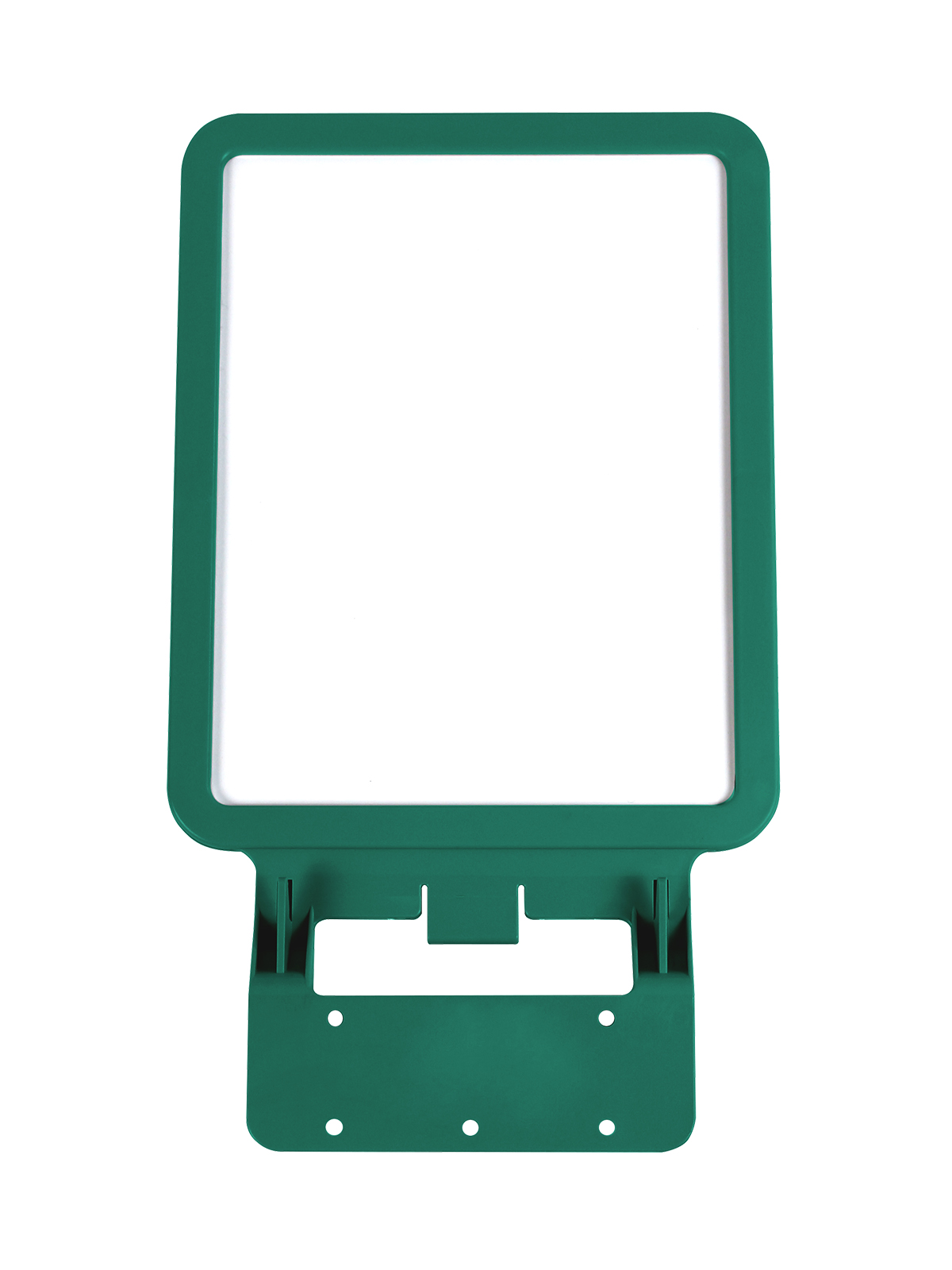 WASTE WATCHER - Sign Frame - Dark Green