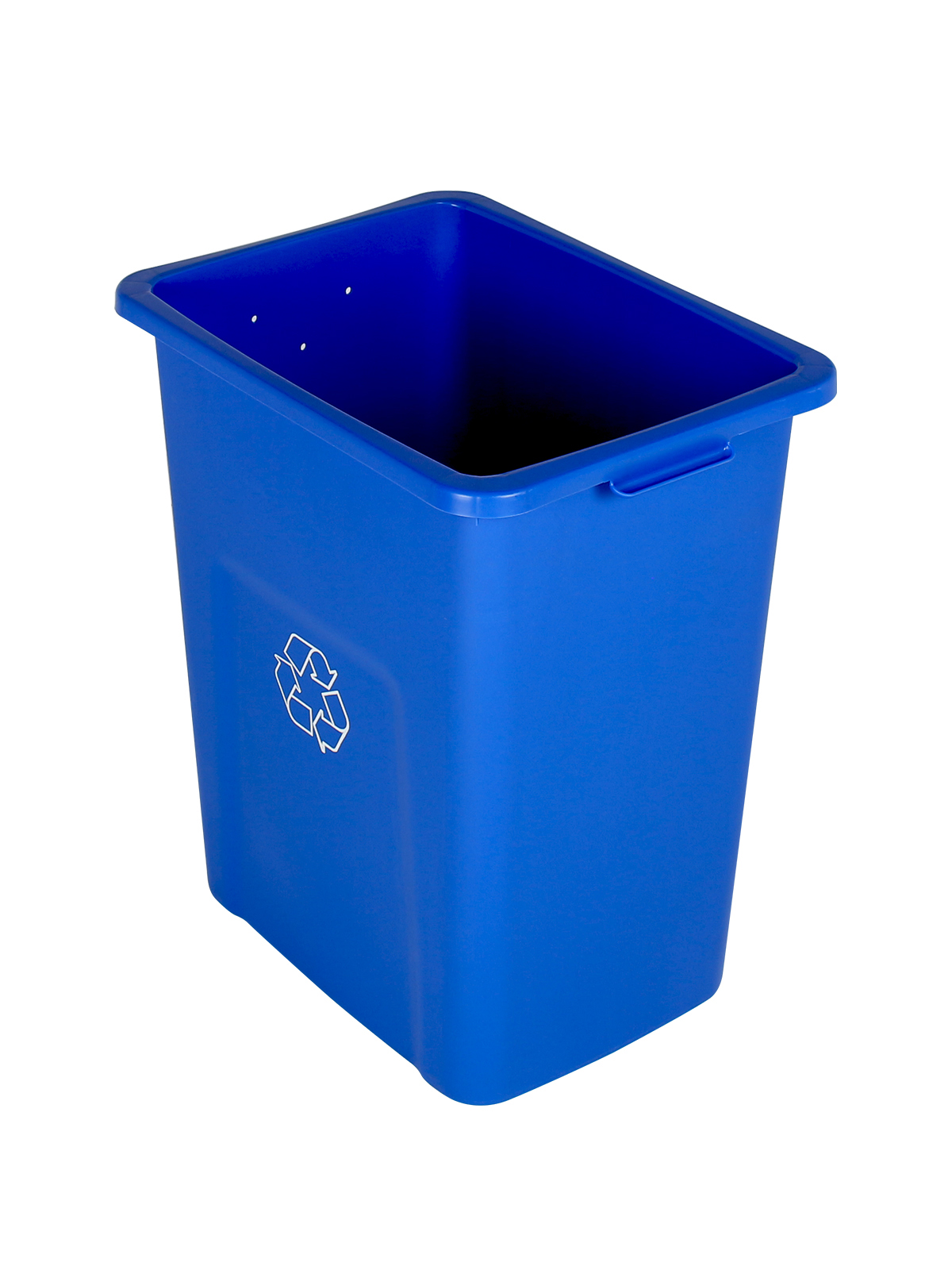 WASTE WATCHER® XL - 24 - PREDRILLED ON 2 SIDES & 1 END - LOOP 1 SIDE - ROYAL BLUE - MOBIUS LOOP title=